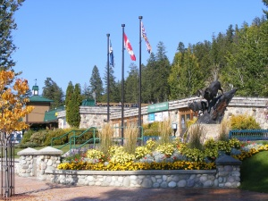 Radium Hot Springs Visitor Information Centre