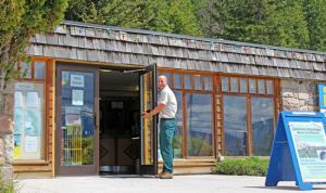 Kootenay National Park Visitor Information Centre
