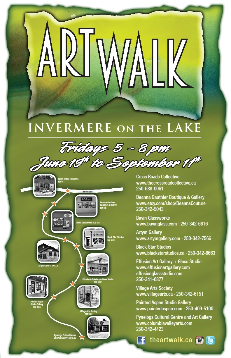 Art Walk Invermere