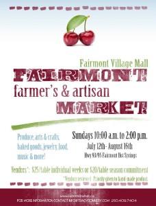 Fairmont Farmers & Artisn Market