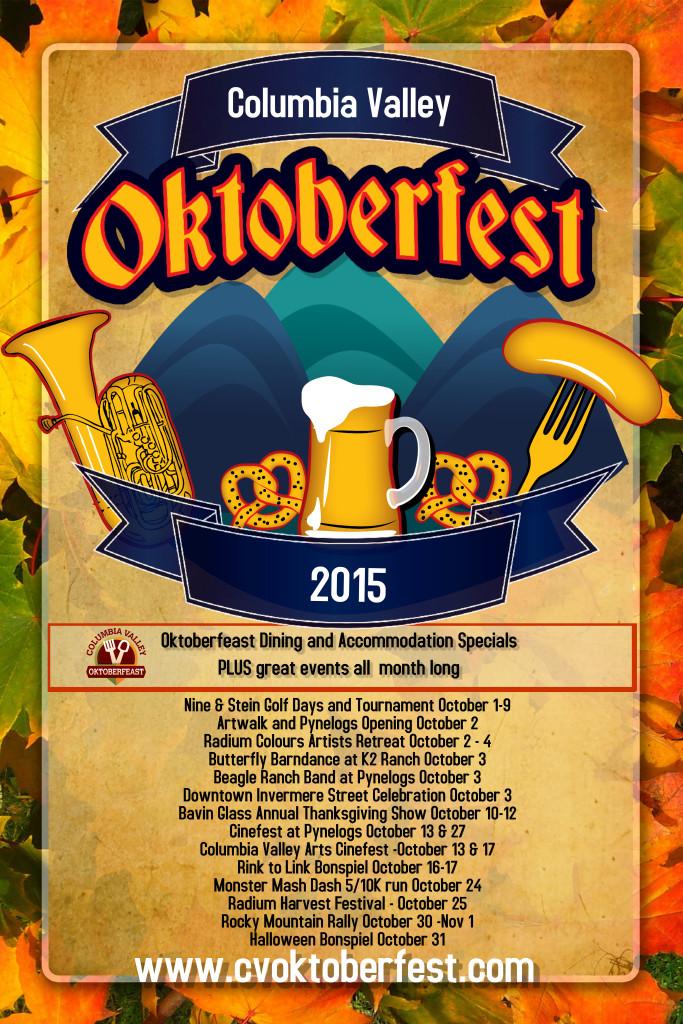 CVOkotberfest Poster