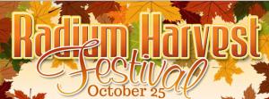 Radium Harvest Festival