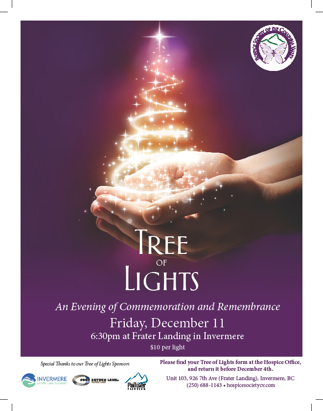 Tree of Lights Poster