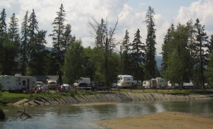 Spruce Grove Campground