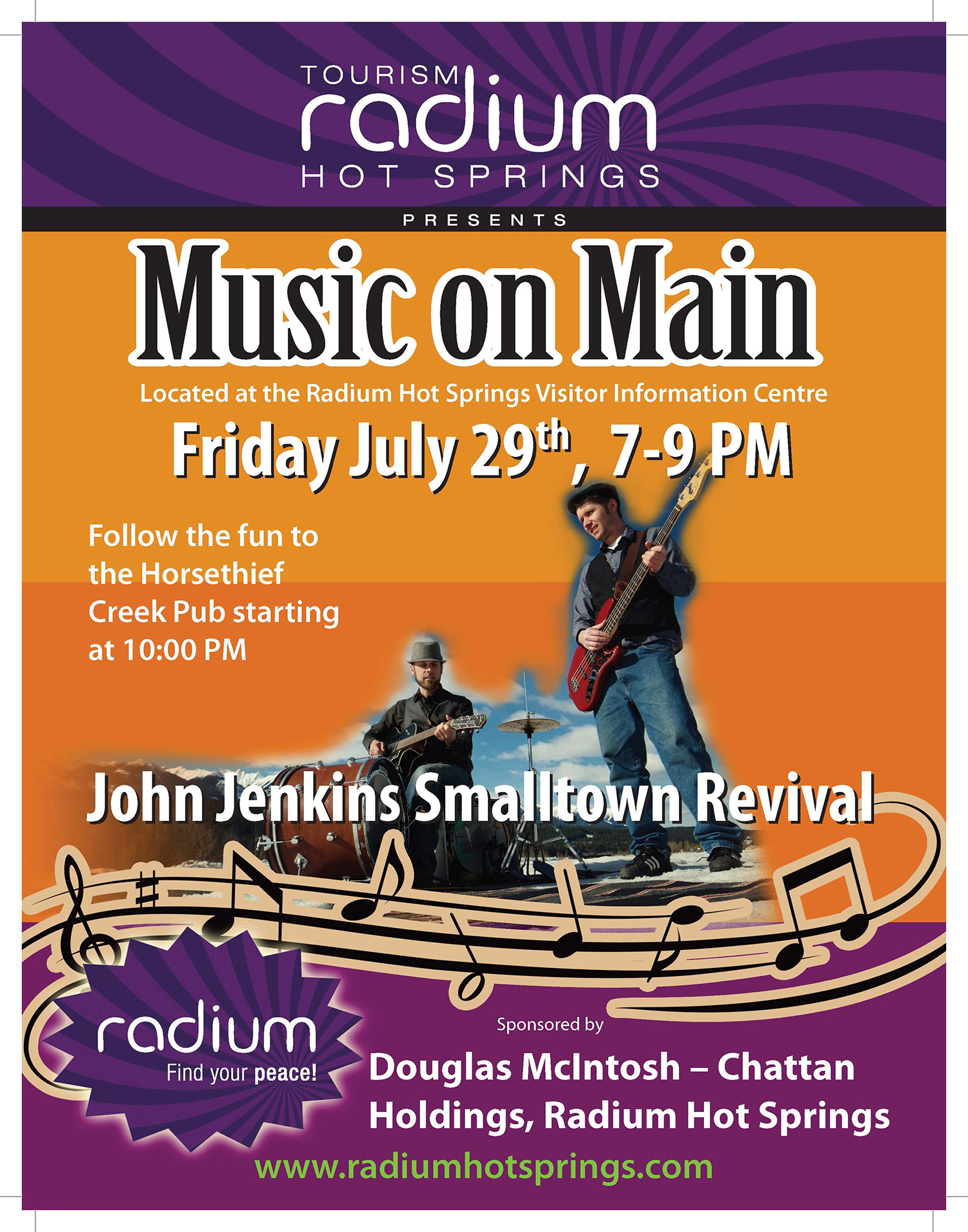 John Jenkins Smalltown Revival