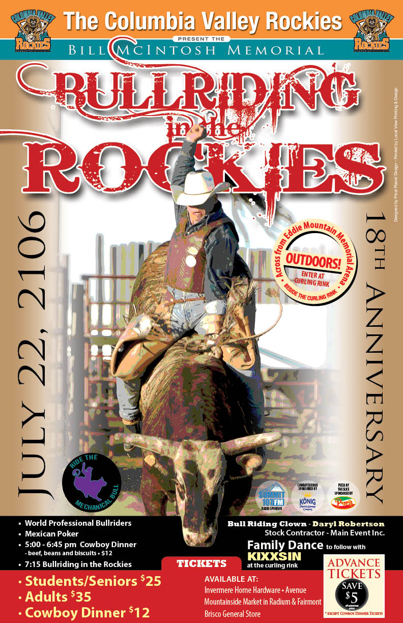 18th Annual Bull Riding in the Rockies