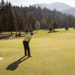 Golf Mountain Resort Morning-5