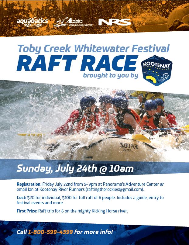 Whitewater festival