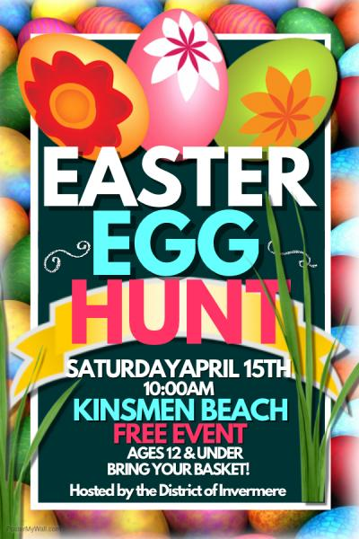 Invermere Easter Egg Hunt