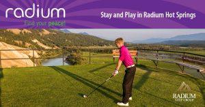 Golf Radium