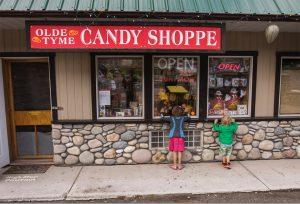 Olde Tyme Candy Shoppe