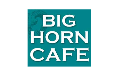 Big Horn Cafe logo
