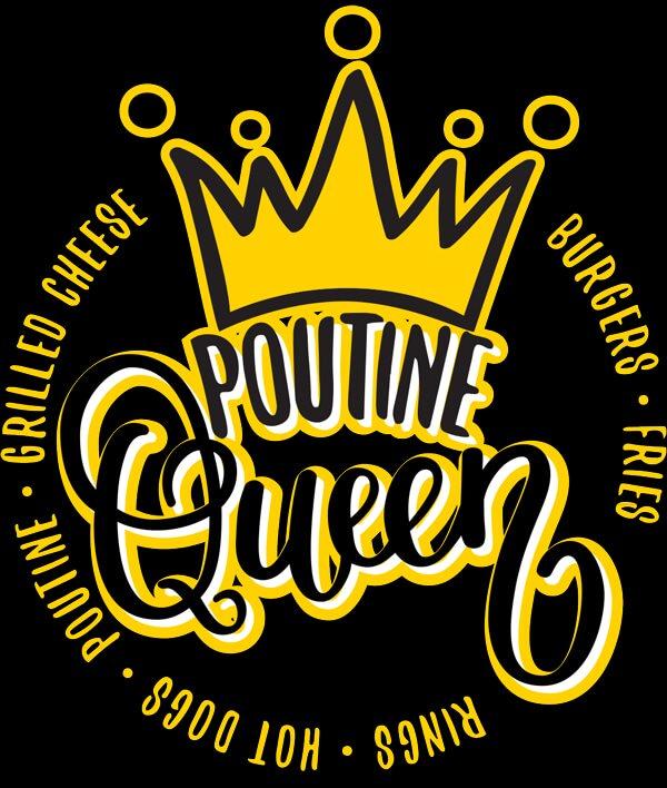 Poutine Queen logo