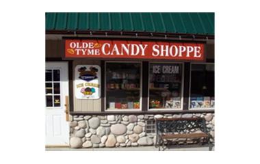 Olde Tyme Candy Shoppe logo