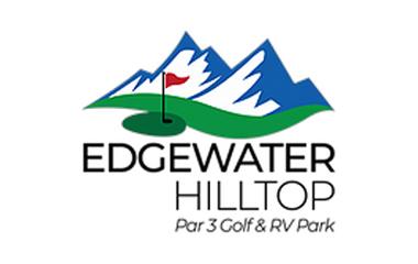Edgewater Hilltop Par 3 logo