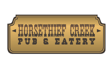 Horsethief Creek Pub & Eatery logo