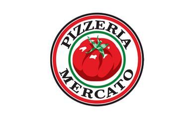 Pizzeria Mercato logo