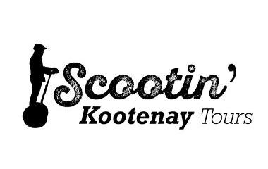 Scootin' Kootenay Tours logo