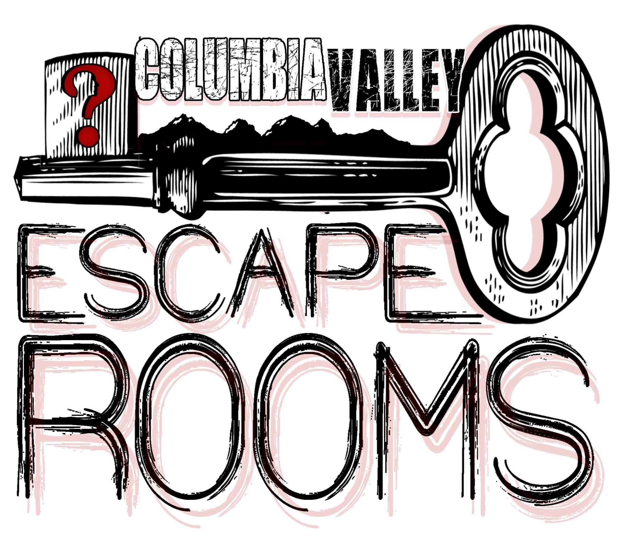 Columbia Valley Escape Room logo