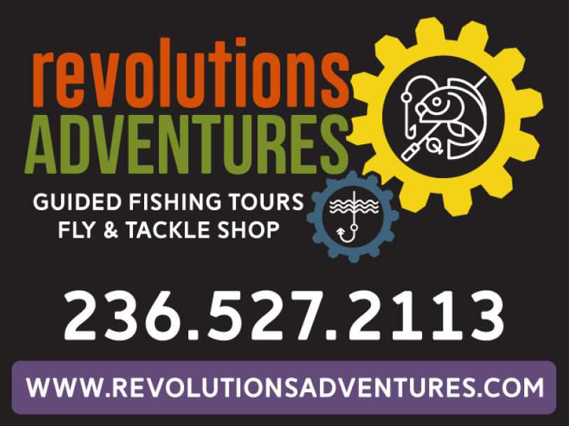 Revolutions Adventures logo