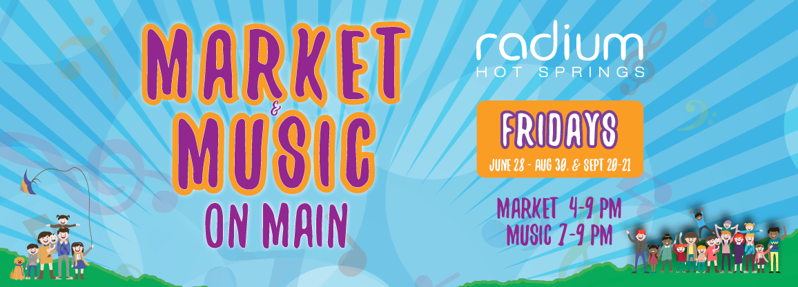 music & market on main